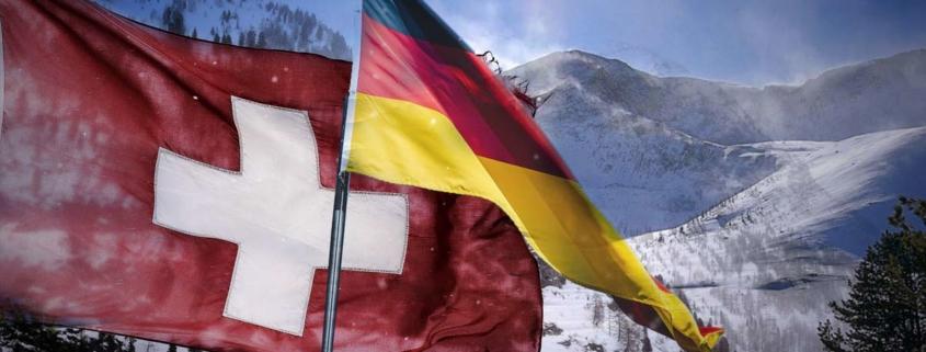Foto Schweiz-Deutschland