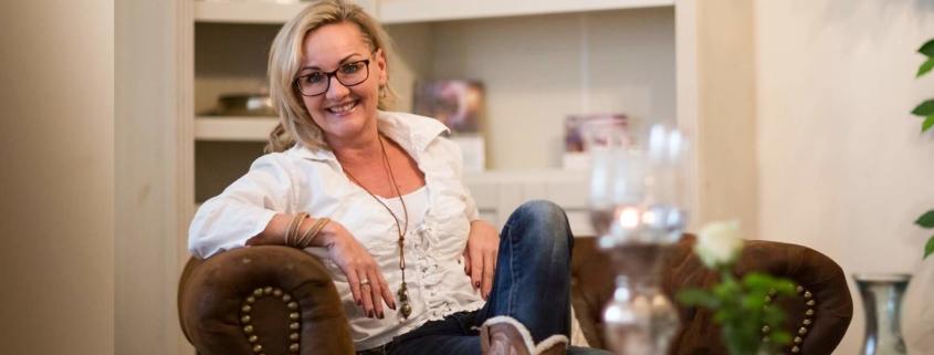 Gudrun Schönhofer ist Business-Muse, Coach und Sachbuch-Autorin