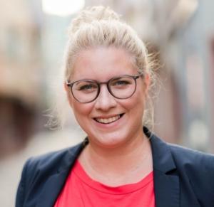 Die Vorbildunternehmerin Vanessa Weber erhält weitere Auszeichnung